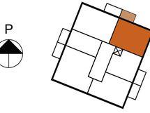 Asunnon 28 sijainti kerroksessa