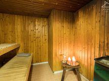 Tilava sauna!