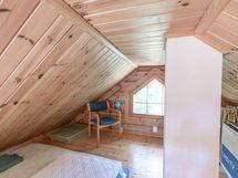 Saunatuvan parvi - Bastustugans loft