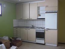 yläkerran toimiston keittiö