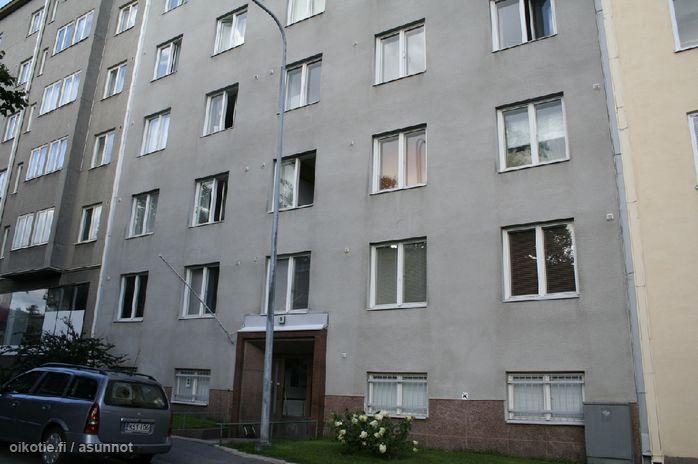 Minna Canthin Katu 9 Taka Toolo Helsinki