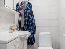 Alakerran wc-tila/okt