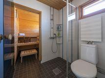 Oma sauna takaa löylyt milloin vain.