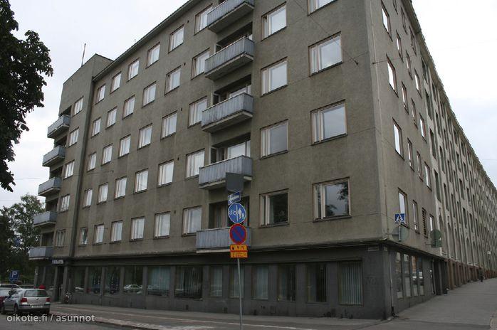 Mannerheimintie 40 Etu Toolo Helsinki