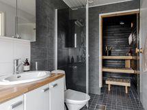 pesuhuone, sauna