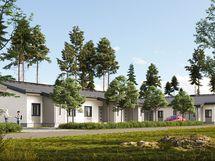 Mikkeli, Rantakylä, Vesitorninkuja 1 B5,C8, 50m², 2H+K+S+KHH, 144900 euroa