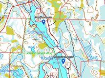 Koukkujärven ja Salmijärven palstat