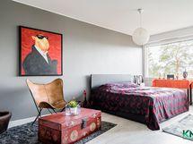 Suunnittele kodin tilankäyttö sisustukseesi sopivaksi.