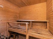 sauna odottelee päivitystä