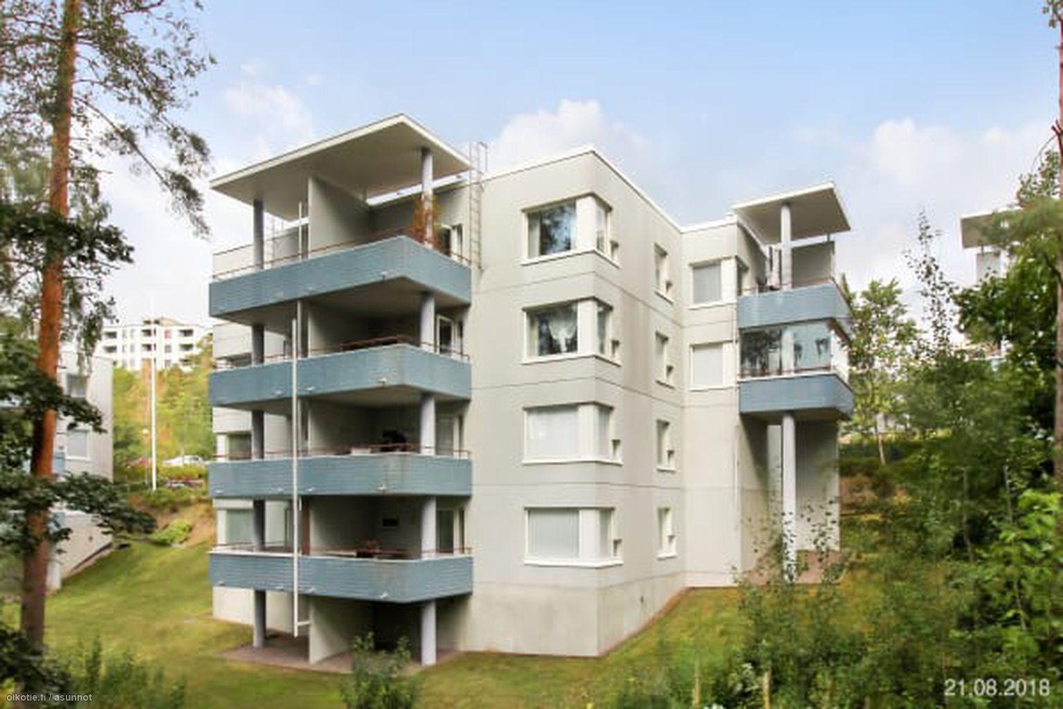 51 m² Soukankaari 12, 02360 Espoo Kerrostalo Kaksio vuokrattavana - Oikotie 7097615