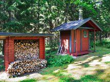Puuvaja ja komposti wc