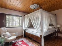 Upean kokoiset makuuhuoneet