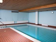 Uima-allas yhtiön saunaosastolla