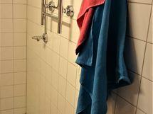 Kylpyhuoneessa myös pesukoneliitäntä