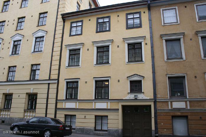 Tehtaankatu 6 Ullanlinna Helsinki Oikotie Asunnot