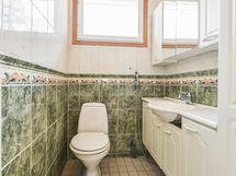 Yläkerran wc / wc i övre våningen