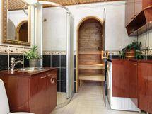 Toimiva kylpyhuone