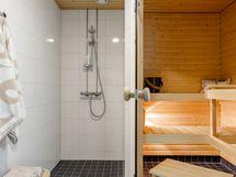 suihkutila/sauna