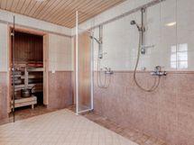 1. krs saunaosasto