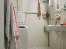 Kylpyhuonetta, pesukoneliitos