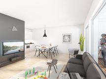 3h,k,s suunnittelijan näkemys kodista