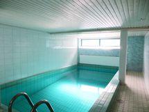 Saunaosaston uima-allas