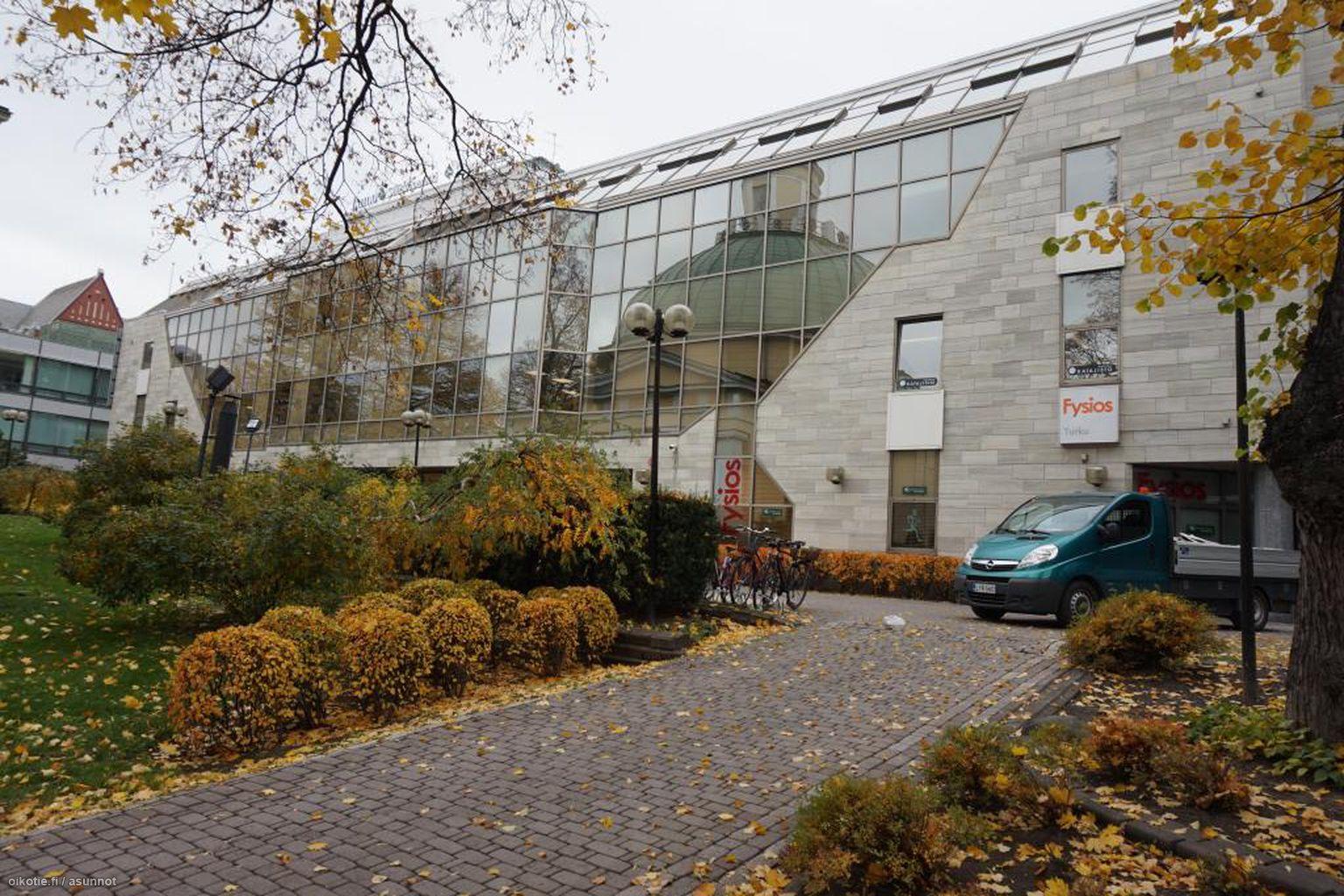 750 m² Yliopistonkatu 19, 20100 Turku Liiketila vuokrattavana - Oikotie 14393547