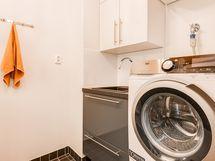 Täällä pyykkihuolto hoituu.