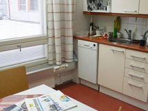 Laajennusosa keittiö