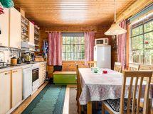 Keittiö ja ruokailutila