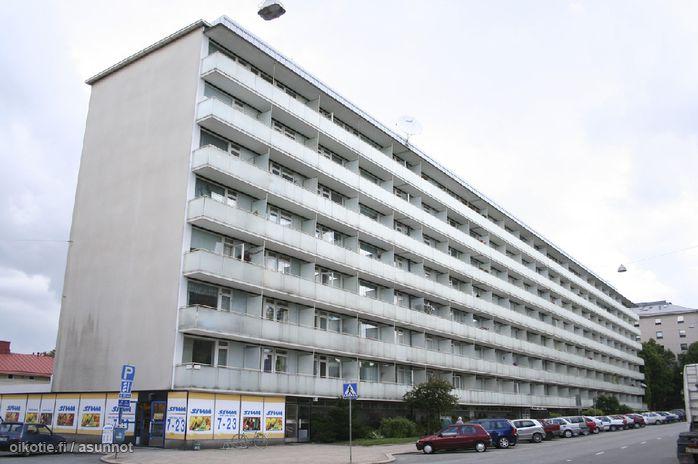 Rauhankatu 19 Port Arthur Turku Oikotie Asunnot