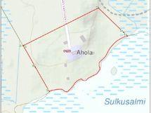 Kiinteistön kartta