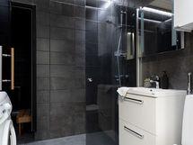 Pesuhuone remontoitu 2020