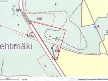 Kiinteistöjen kartta