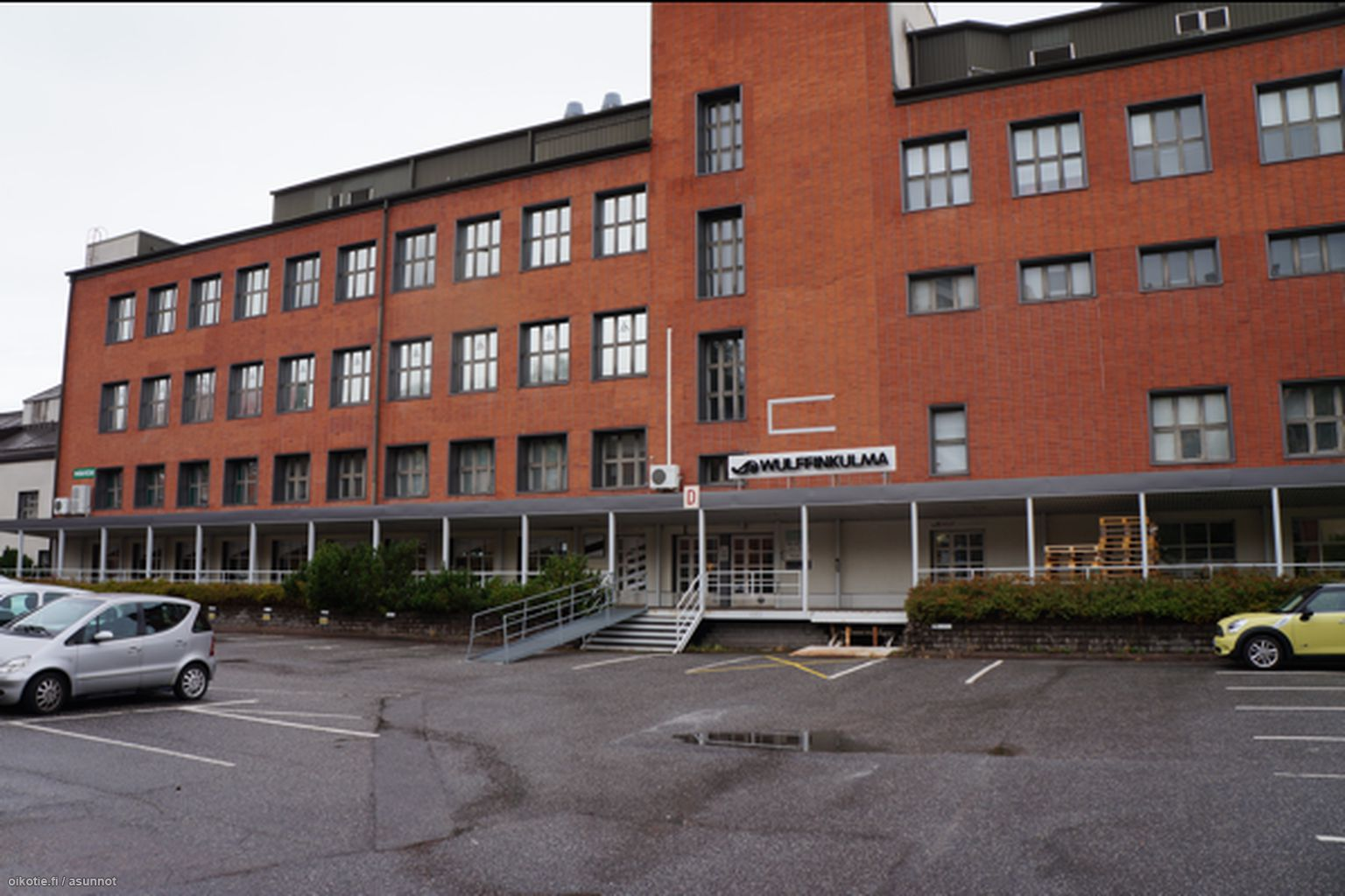 190 m² Läntinen Pitkäkatu 21-23, 20100 TURKU Liiketila vuokrattavana - Oikotie 13579844