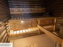 Sauna uusittu
