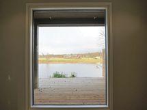 Ikkunamaisema kuin taideteos