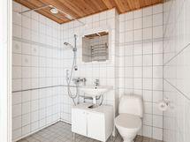 Pesuhuone/wc