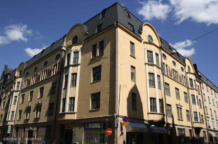 Uudenmaankatu 35 Kamppi Helsinki Oikotie Asunnot