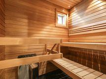 Oma sauna/ Egen bastu