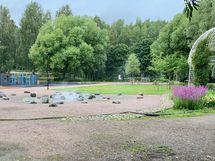 Salavapuisto