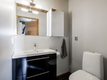 WC - suihku, useita