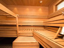 saunassa on tilaa!