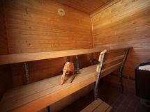 Sauna asuinrakennuksessa