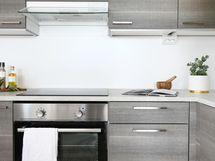 Esimerkki keittiö rakentajan viimeisimmästä kohtee
