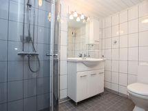 Yläkerran suihku/wc