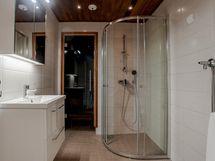 Kylpyhuone uusittu 2020