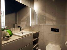Erillinen wc-tila (havainnekuva)