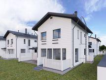 Valmiit myydyt talot