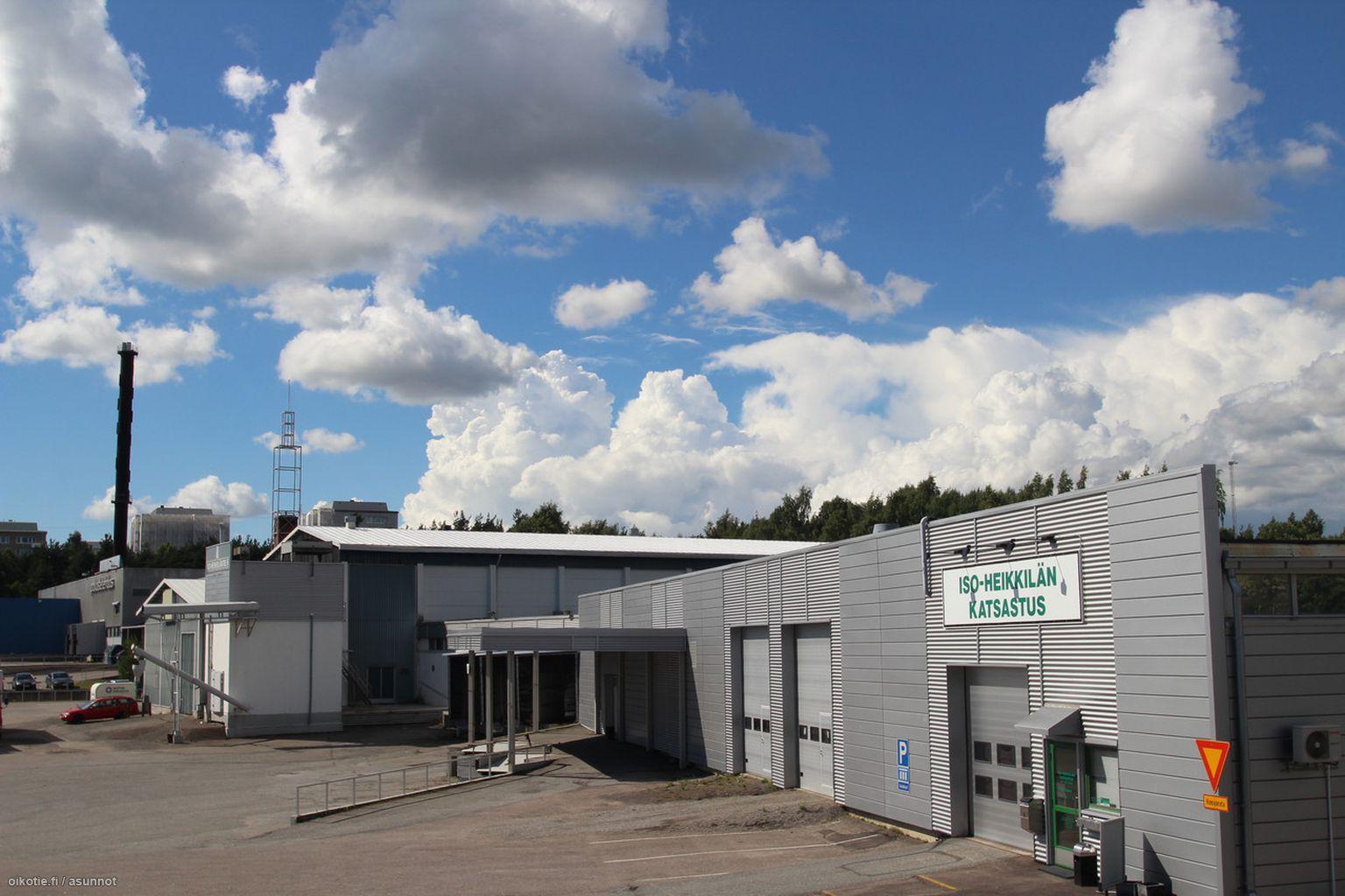20 m² Iso-Heikkiläntie 6, 20200 Turku Tuotantotila vuokrattavana - Oikotie 9346110